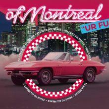 of Montreal、通算16枚目となるニューアルバム『UR FUN』を来年 1/17 リリース!