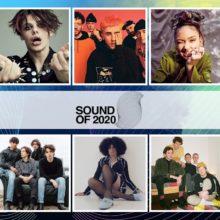 2020年ブレイクが期待される『BBC Sound of 2020』に選出されたロングリスト10組が発表!