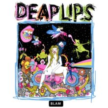 Deap Vally と The Flaming Lips がコラボ・アルバム『Deap Lips』を 3/13 リリース!