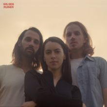 NYブルックリン・トリオ Wilsen、セカンドアルバム『Ruiner』を来年 2/21 リリース!