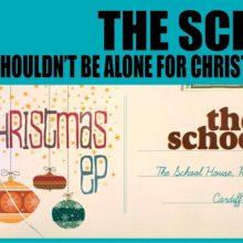UKのインディーポップ・バンド THE SCHOOL、クリスマスEP『Christmas』をリリース!