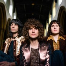 UKのサイケロック・バンド Temples、最新アルバムを引っさげて一夜限りの単独公演が決定!