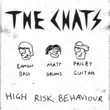 オーストラリアの3ピース・パンクバンド The Chats、デビューアルバム『High Risk Behaviour』を 3/27 リリース!