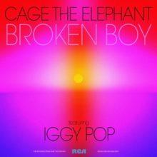 Cage The Elephant、パンクロックの帝王 Iggy Pop をフィーチャーした新曲「Broken Boy」をリリース!