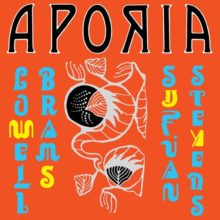 Sufjan Stevens & Lowell Brams、ニューエイジ・アルバム『Aporia』を 3/27 リリース!