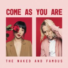 The Naked and Famous、4年ぶりのニューアルバム『Recover』をリリース!