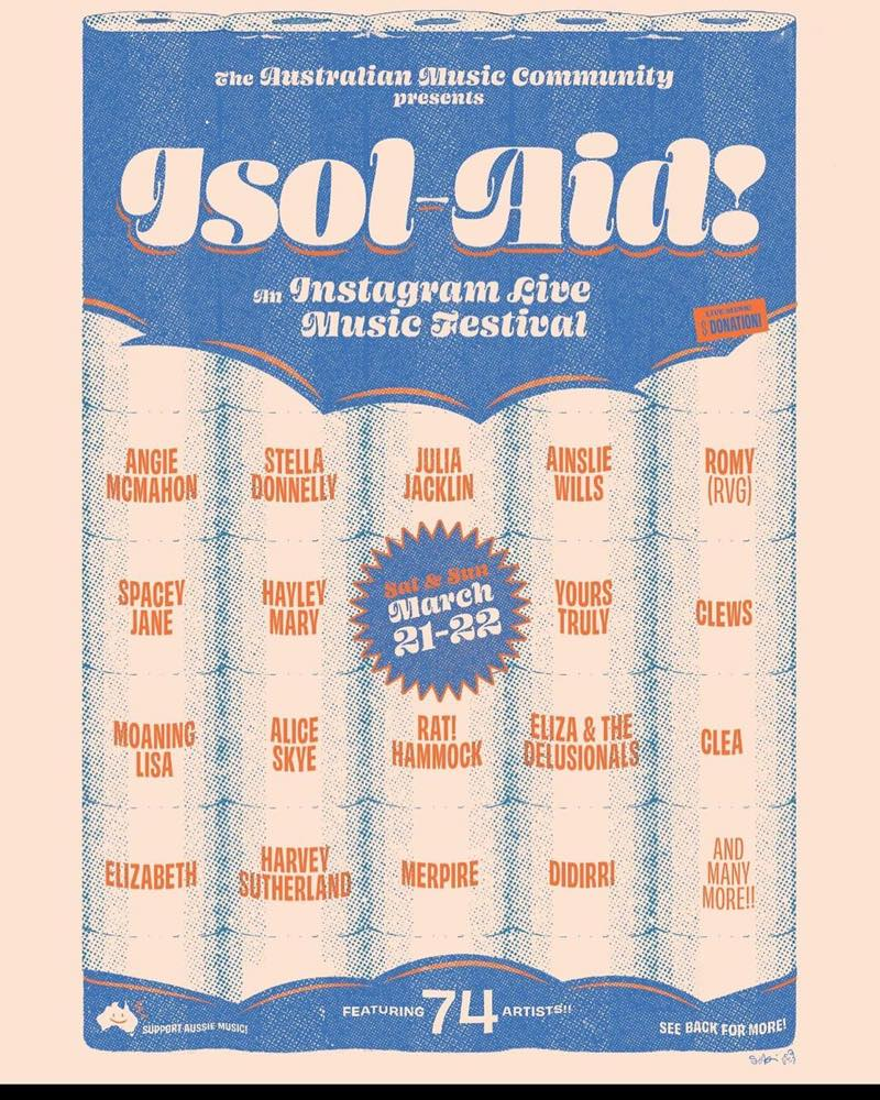 ISOL-AID MUSIC FESTIVAL