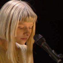 ノルウェーのアーティスト AURORA、オンライン・フェス Verftet Online Music に出演したフルライブ映像が公開!