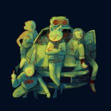 The Bilinda Butchers、ニューアルバム『Night & Blur』を 5/8 リリース!