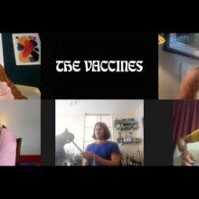 The Vaccines、メンバー全員それぞれ自宅からセッションに参加した新曲のMV公開!