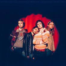 UKウェールズのグラムロック・バンド Buzzard Buzzard Buzzard、デビューEPをリリース!