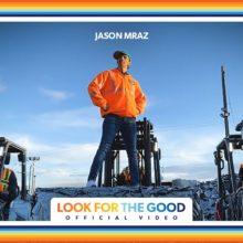 Jason Mraz、ニューアルバム『Look For The Good』を 6/19 リリース!
