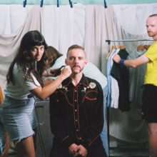 ニュージーランドのギターポップ・バンド The Beths、セカンドアルバム『Jump Rope Gazers』を 7/10 リリース!