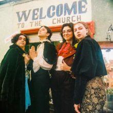 LAの4人組バンド Girl Friday、デビューアルバム『Androgynous Mary』を 8/26 リリース!