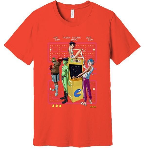 Gorillaz Tシャツ