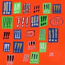 ダンスパンク・バンド !!! (Chk Chk Chk)、新作EP『Certified Heavy Kats』をリリース!