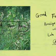 Porridge Radio と Lala Lala がコラボ・シングル「Good For You」をリリース!