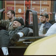 ロンドンのポストパンク・バンド TV Priest、デビューアルバム『Uppers』を 11/13 リリース!