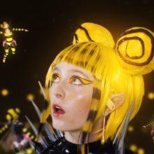 Ashnikko、ニューシングル「Daisy」のMVを公開!