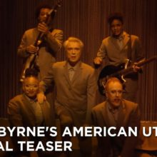 David Byrne『American Utopia』をスパイク・リーが監督した映画が公開!