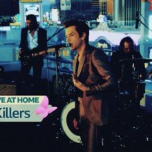 The Killers、BBC のライブ・アット・ホームに出演した「When You Were Young」のライブ映像公開!