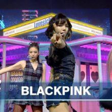 BLACKPINK、米のTV番組 Jimmy Kimmel Live に出演したパフォーマンス映像が公開!