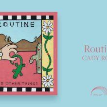 Jay Som が Chastity Belt の Annie Truscott と Routine を結成、デビューEPを 11/20 リリース!