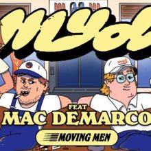 フレンチ・プロデューサー Myd、インディー・ヒーロー Mac DeMarco コラボした新曲「Moving Men」をリリース!