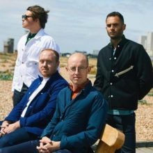 Bombay Bicycle Club、デビュー作の10周年記念ライブを収録したライブ・アルバムを 12/11 リリース!