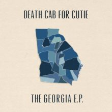 Death Cab for Cutie、bandcamp にて1日限定で発表したEP『THE GEORGIA』をリリース!