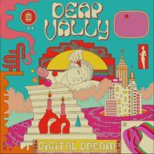 LAのロックデュオ Deap Vally、コラボEP『Digital Dream』を 2/26 リリース!
