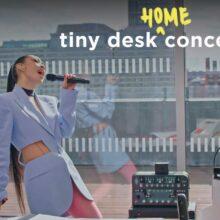 Rina Sawayama、Tiny Desk ホームコンサートに出演したパフォーマンス映像が公開!