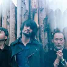トム・ヨーク、ジョニー・グリーンウッド、トム・スキナーによる新バンド The Smile が始動!