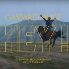 Justice の Gaspard Augé、ソロ・デビューアルバム『Escapades』を 6/25 リリース!