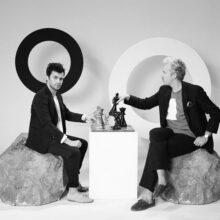 フランスのデュオ POLO & PAN、ニューアルバム『Cyclorama』を 6/25 リリース!