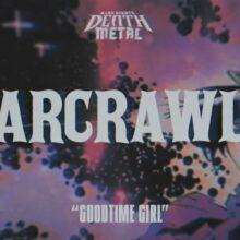 LAのオルタナロック・バンド Starcrawler、ニューシングル「Goodtime Girl」を公開!