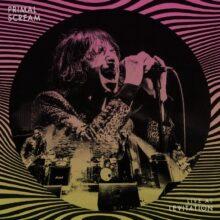 Primal Scream、ライブアルバム『Live at Levitation』を 11/19 リリース!