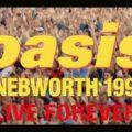 Oasis、キャリア絶頂期の伝説のライブ『Oasis Knebworth 1996』長編ドキュメンタリー映画が公開!